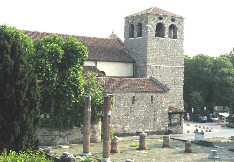 Dvorac San Giusto, Trst Italija
