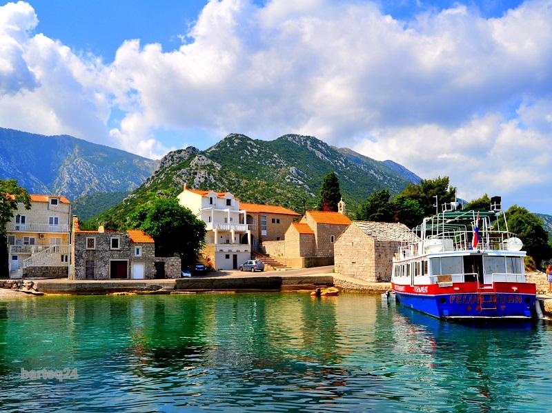 Pelješac se nalazi na jugu Hrvatske